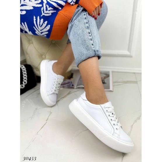 Кеды на шнурках Nina mi класические