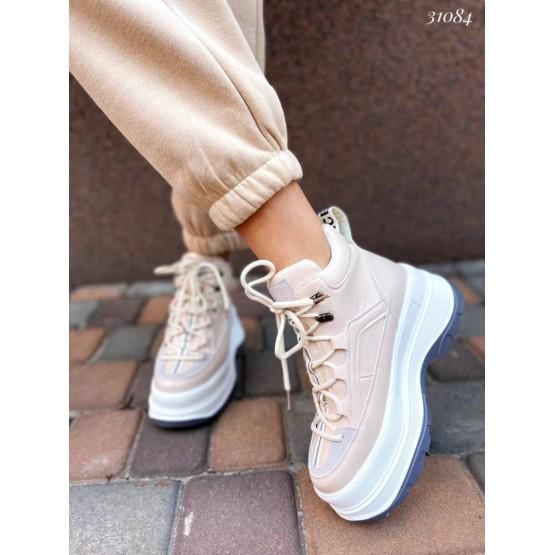 Ботинки на спортивной подошве