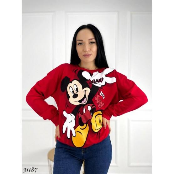 Свитшот  Mickey Mouse