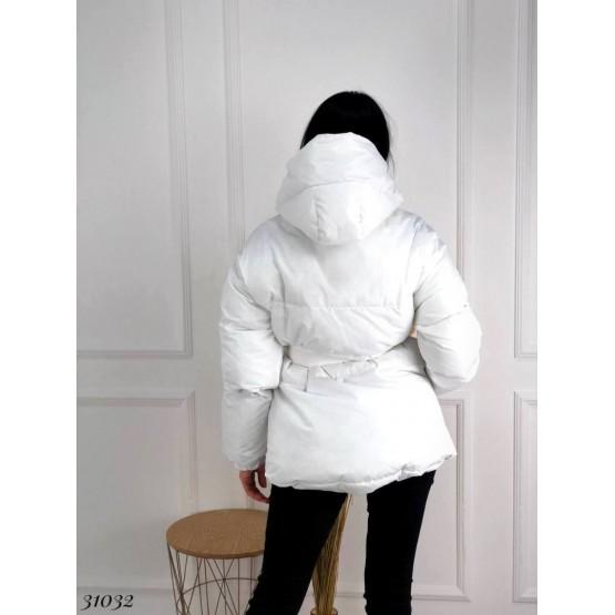 Куртка пуховик в стиле Lenki