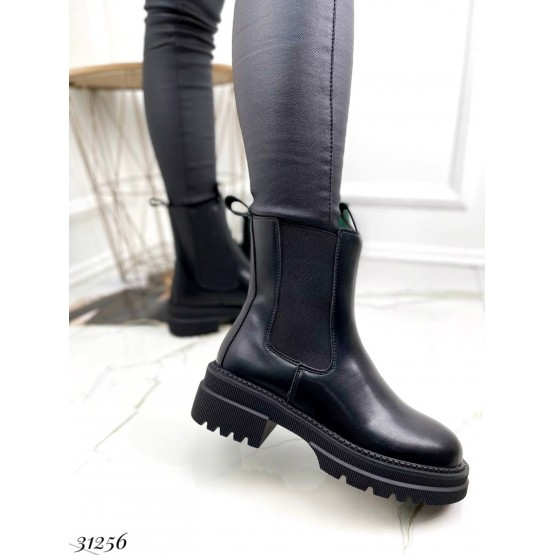 Ботинки челси демисезонные