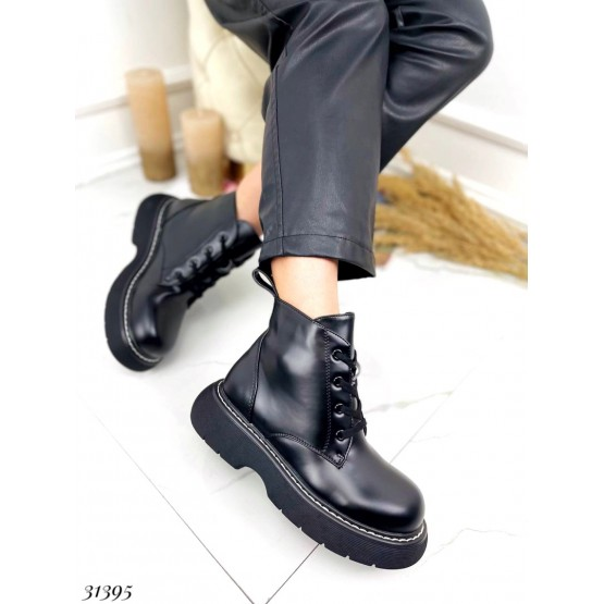 Ботинки демисезон на шнуровке
