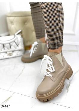Ботинки зимние на резинках